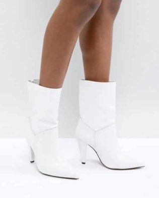 Ellina Leather Ankle